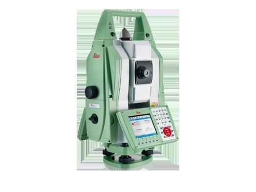 徕卡Nova MS50全站扫描仪